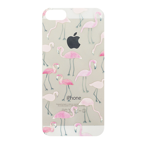 Чехол для IPhone 6/6S Pink Flamingo