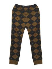 Пижама для мальчика (коричневый)