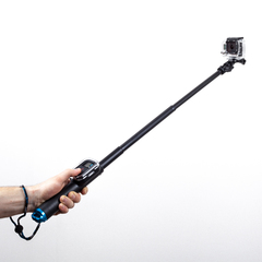 Телескопический монопод для GoPro 35-98 см