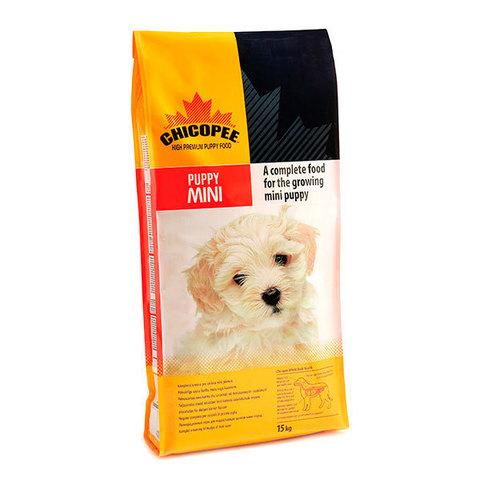 Чикопи Паппи Мини/Chicopee Puppy Mini 15 кг 15 кг