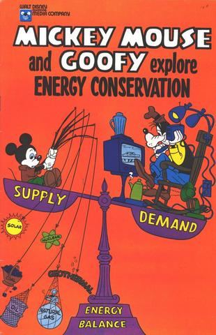 Mickey Mouse and Goofy Explore Energy Conversation (1978 год)