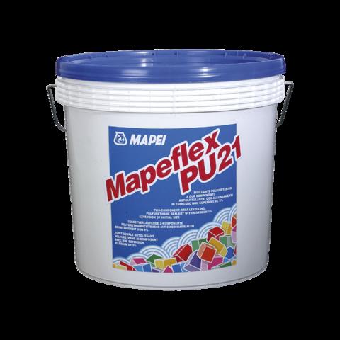 Mapei Mapeflex PU21/Мапей Мапефлекс ПУ21 двухкомпонентный самовыравнивающийся герметик