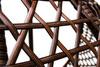 Плетеные качели KVIMOL KM 0002 малая корзина