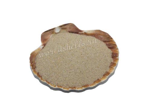 Песок натуральный бежевый 300 гр.