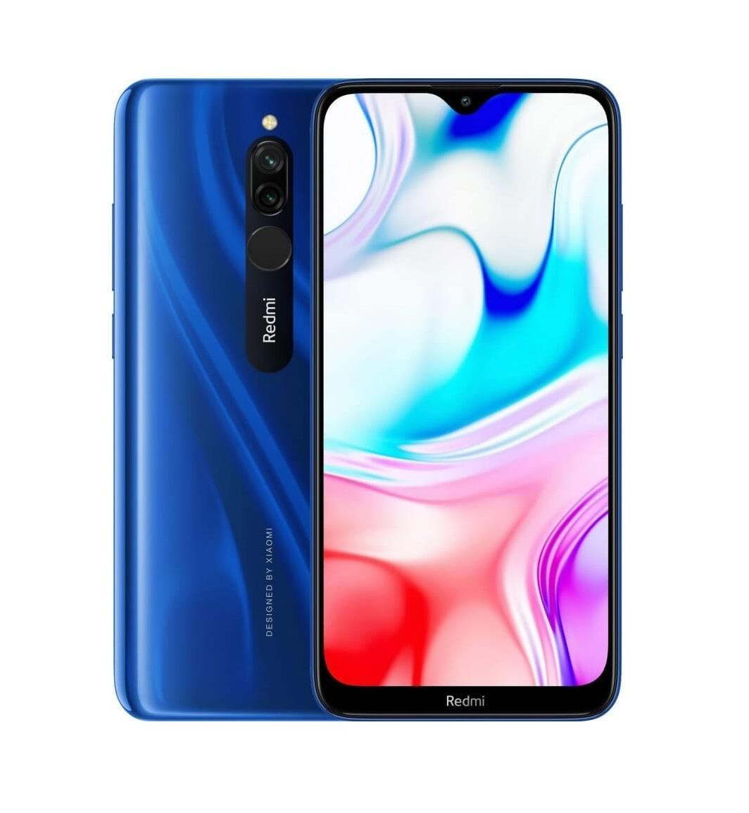 Смартфон Xiaomi Redmi 8 3/32 Gb Global (синий)