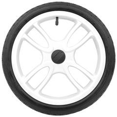 Колесо для детской коляски 14 1 3/8 x 1 5/8 (44-288) пластиковое белое