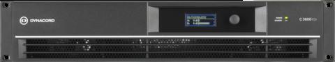 DYNACORD C3600FDI усилитель мощности