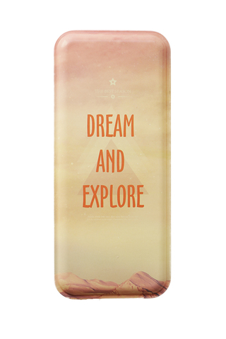 Пенал Dream and Explore Beige