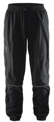 Женские брюки для бега Craft Mind Run Blocked 1904744-1999 черные