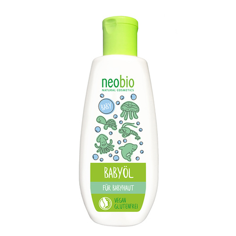 Neobio, Масло для младенцев с Био-Календулой, 200мл