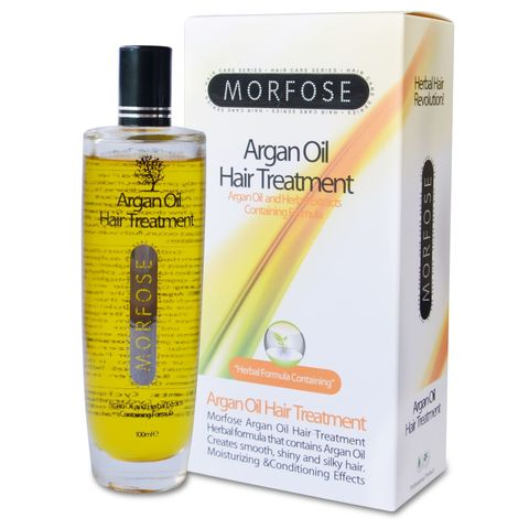 Morfose Argan Oil Hair Treatment Масло для сухих волос 100мл
