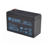 Аккумулятор для ИБП B.B.Bаttery HRL9-12  (12V 9Ah / 12В 9Ач) - фотография