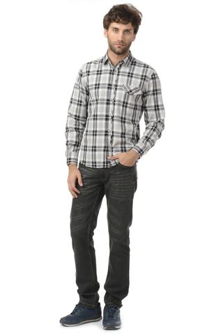 Рубашка мужская  M722-17E-90CR
