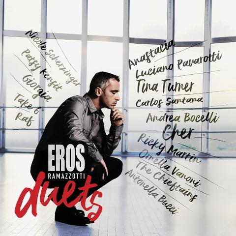 Eros Ramazzotti / Eros Duets (Italian Version)(2LP)