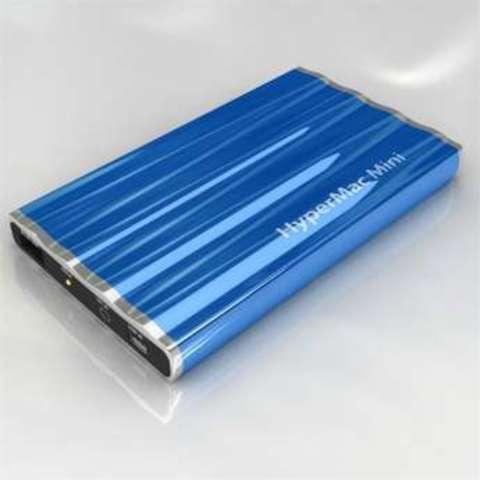 HyperMac Mini 7200mAh – внешняя батарея для iPhone/iPod (Blue)