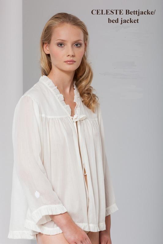 Одежда для дома Жакет-накидка Celestine Seleste Rose розовая zhaket-nakidka-celestine-seleste-germaniya.jpg