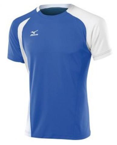 Мужская волейбольная футболка Mizuno Trade Top (59HV351M 27) синий