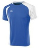 Мужская волейбольная футболка Mizuno Trade Top (59HV351M 27) синий
