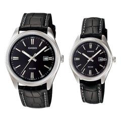 Парные часы Casio Standard: MTP-1302L-1AVDF и LTP-1302L-1AVDF
