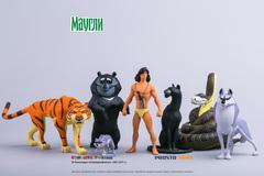 Маугли фигурки в ассортименте