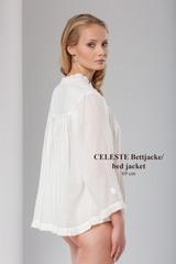 Жакет-накидка розовая Celestine Seleste Rose