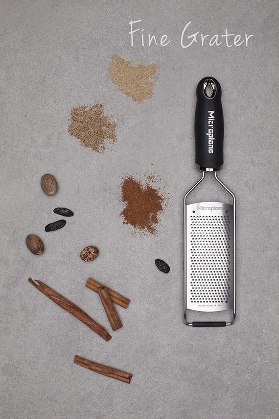 Терка Gourmet мелкая (Microplane)