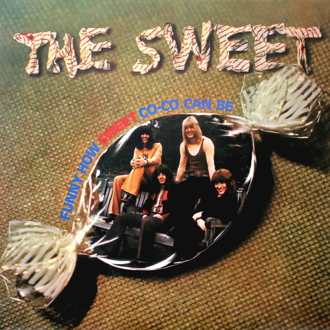 The Sweet / Funny How Sweet Co-Co Can Be (LP)