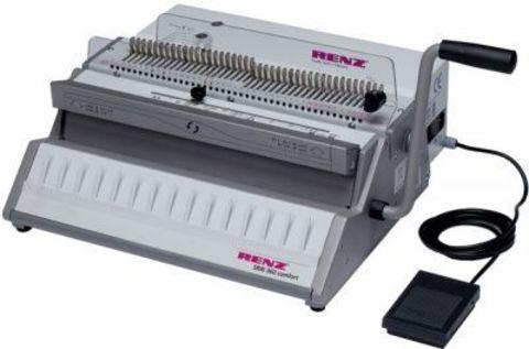 Переплетчик электрический Renz SRW 360 Comfort