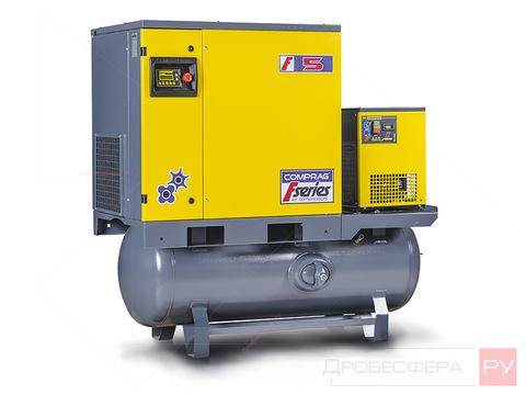 Винтовой компрессор Comprag FRD-07/10-270