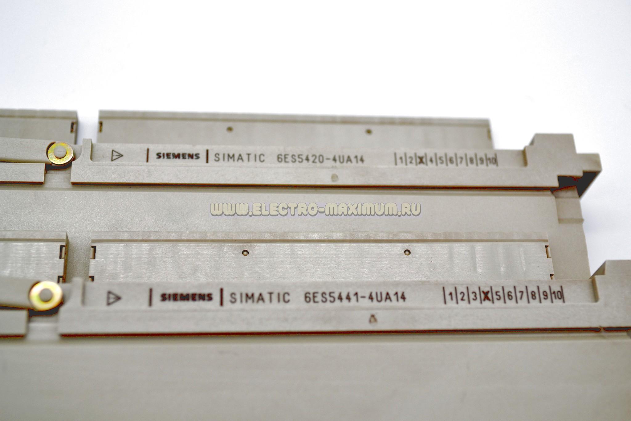 SIEMENS 6ES5 420-4UA14 SIEMENS SIMATIC S5