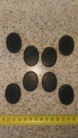 Базальтовый межпальцевый набор 8 шт.