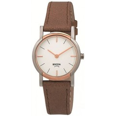 Женские часы Boccia Titanium 3247-03