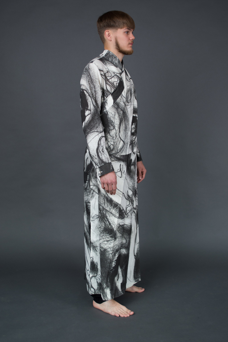 Платье «MODESTIA»