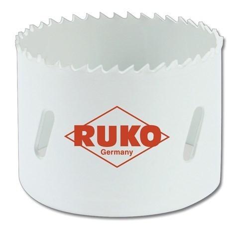 Коронка по металлу RUKO HSS-Co 17 мм 126017