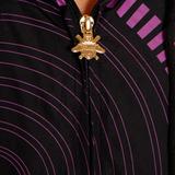 Ветровка фиолетовая фото 5