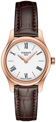 Женские часы Tissot T063.009.36.018.00 Tradition 5.5 Lady