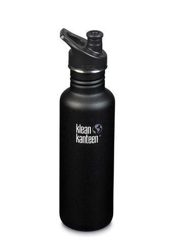 Бутылка Klean Kanteen Classic Sport 27oz (800 мл) Shale Black