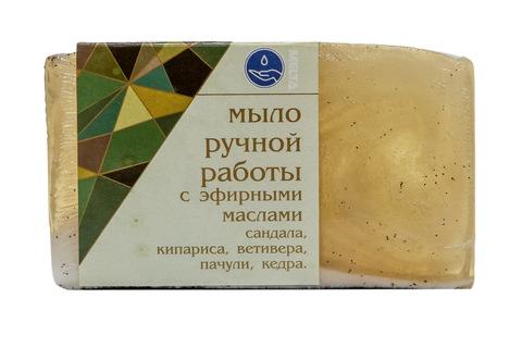 Melta Мыло ручной работы с эфирными маслами Древесное 100гр
