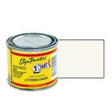 101-L Эмаль для пинстрайпинга 1 Shot Белый (White), 118 мл
