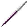 Шариковая ручка Parker Jotter Core K63 Victoria Violet CT Mblue (1953190) шариковая ручка parker jotter core k61 st steel ct mblue 1953170