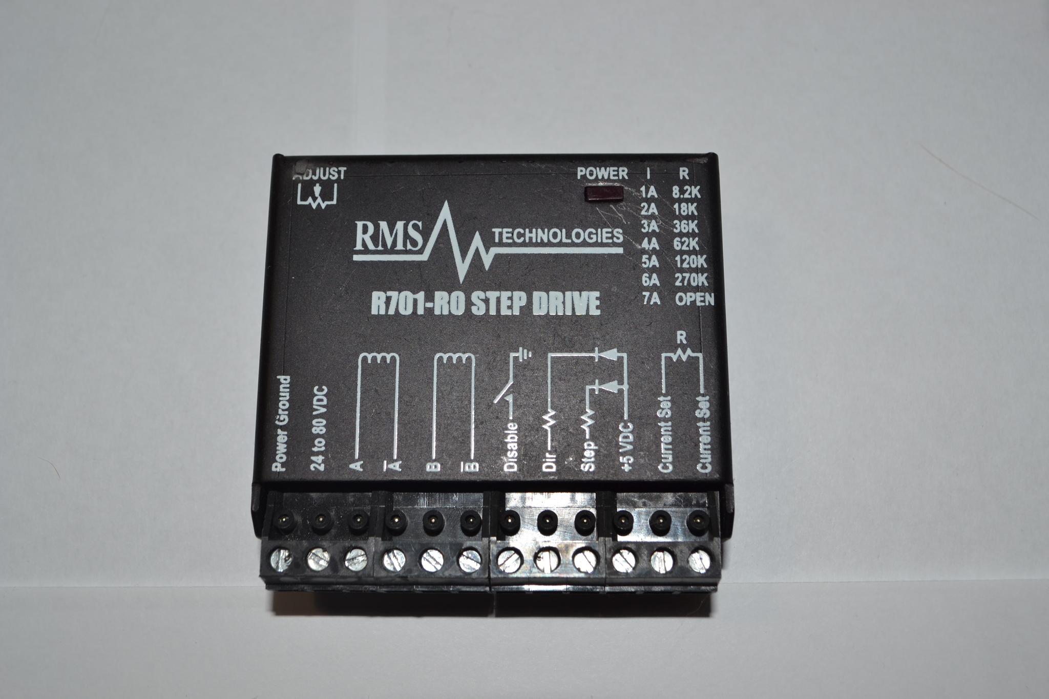 R701-RO step drive