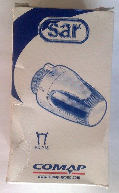 Индивидуальная упаковка термоголовки S2 COMAP