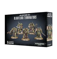 Blightlord Terminators