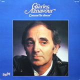 Charles Aznavour ‎/ Comme 'Is Disent' (LP)