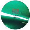 Краска Color Blood Emerald базовая прозрачная (кенди) Изумрудный, 50мл