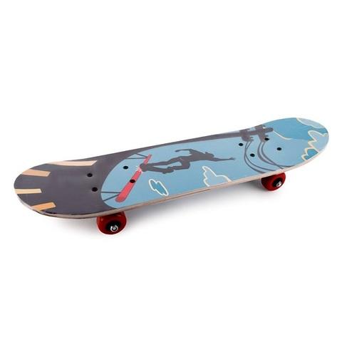 Скейтборд маленький ST2406, арт. 607И размер 60*15 см