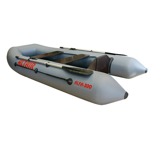 Лодка ПВХ ALFA-300 New