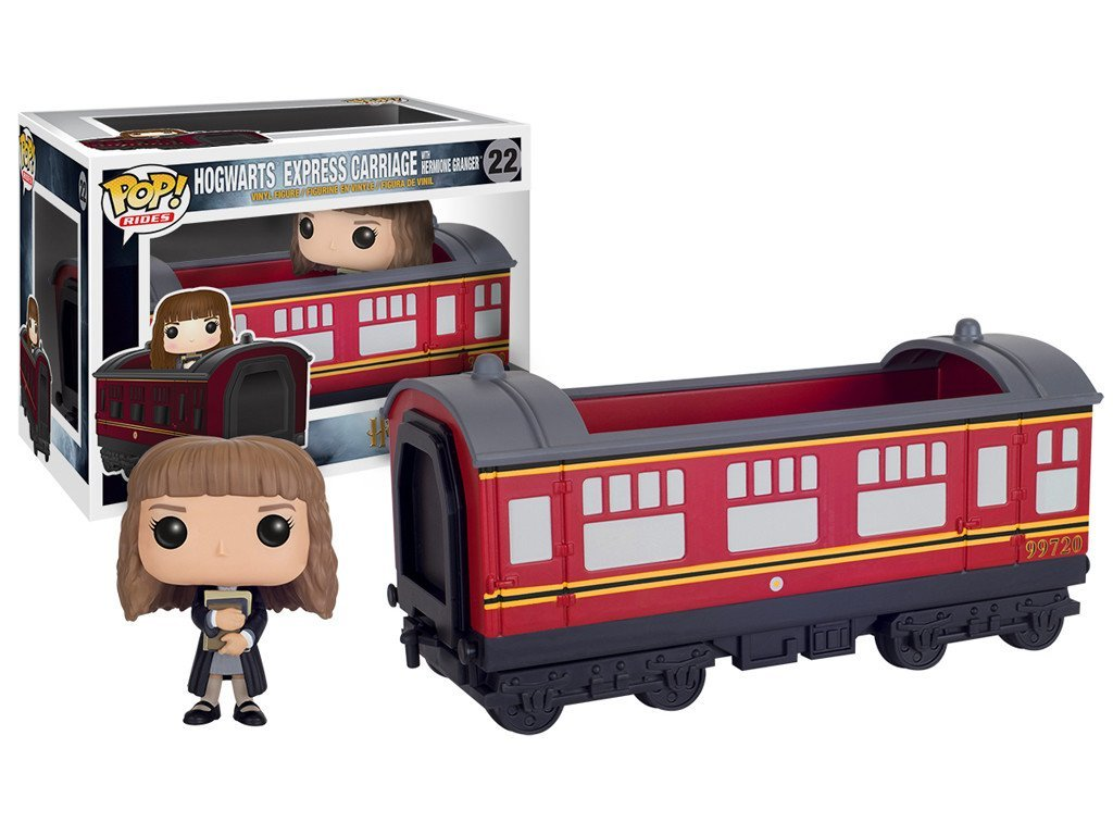 Фигурка Funko POP! Rides: Hermione Hogwarts Express Traincar 6012