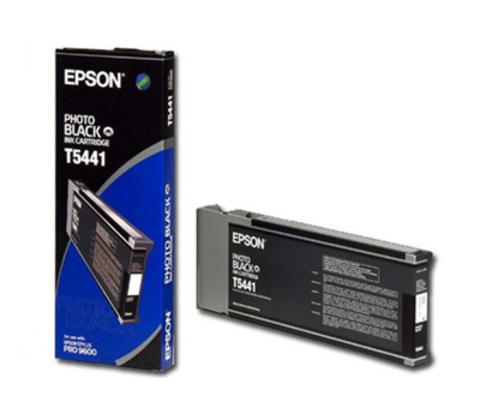 Картридж Epson T5441 для принтеров Stylus Pro 9600, черный (C13T544100)