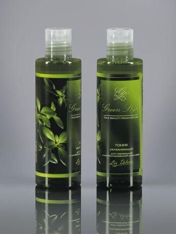 Liv delano Green Style Тоник увлажняющий для нормальной и комбинированной кожи лица 200г